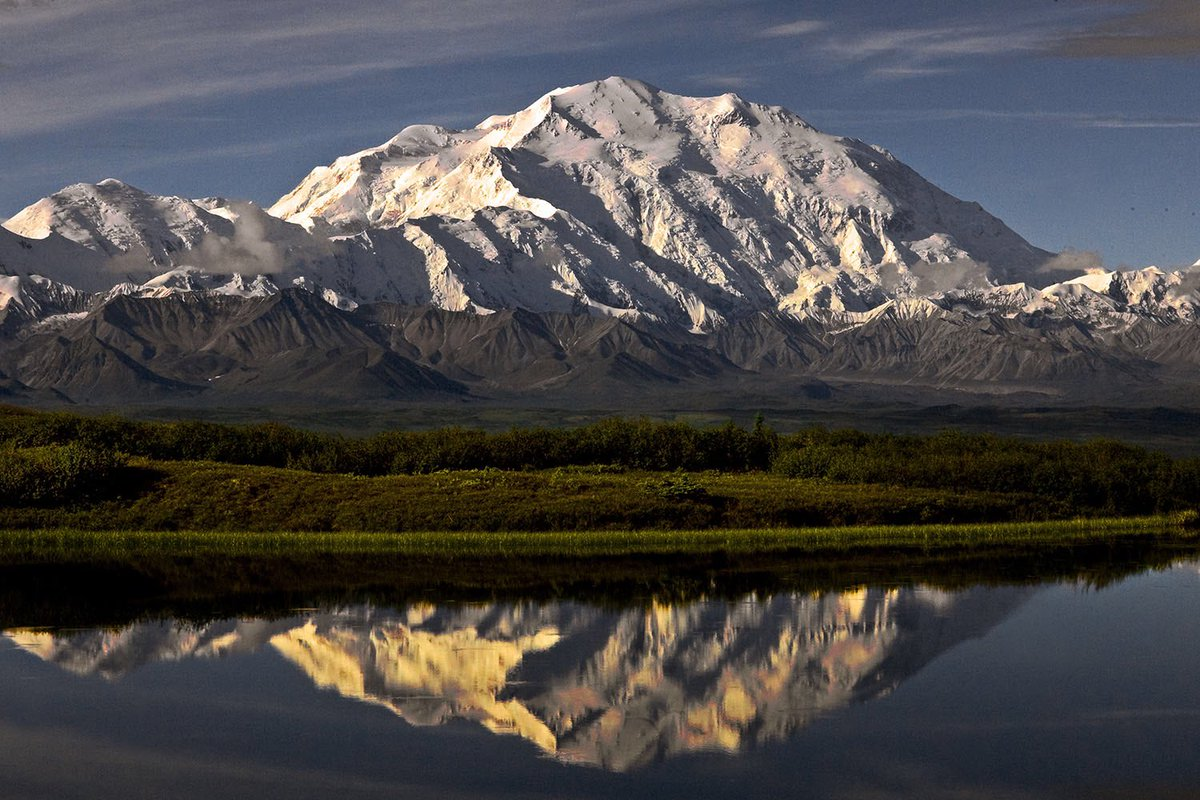 Happy 100th birthday @DenaliNPS. RT to help them celebrate! #Alaska