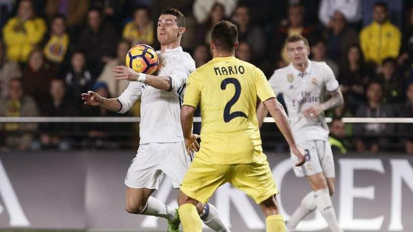 Le Real Madrid sauve sa peau dans une fin de match de folie ! https://...
