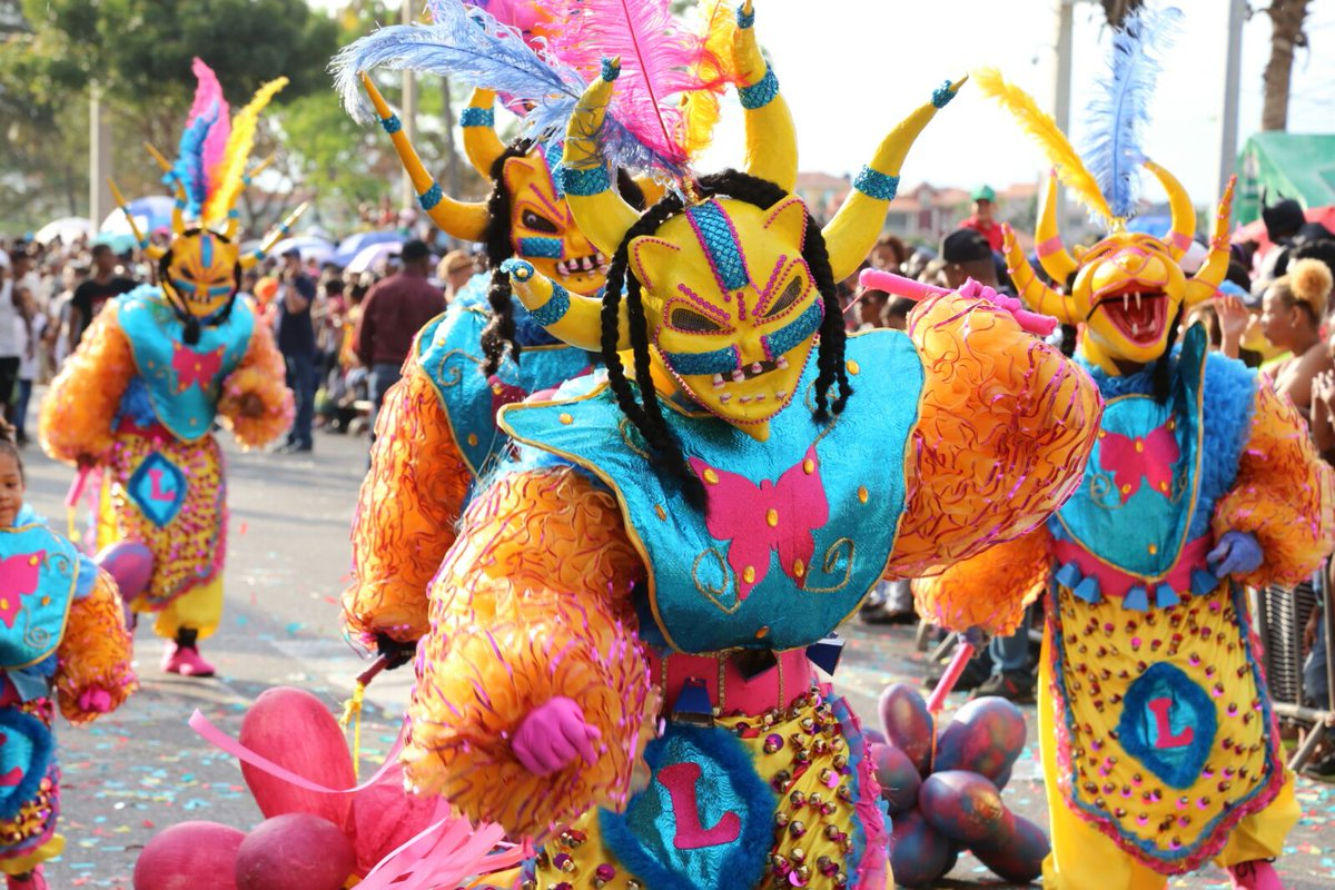 an analysis of the topic of the carnival festivity in the dominican republic In martinique, they really don't stop the never mind that official festival dates are still more as carnival revelers in other parts of the world nurse.