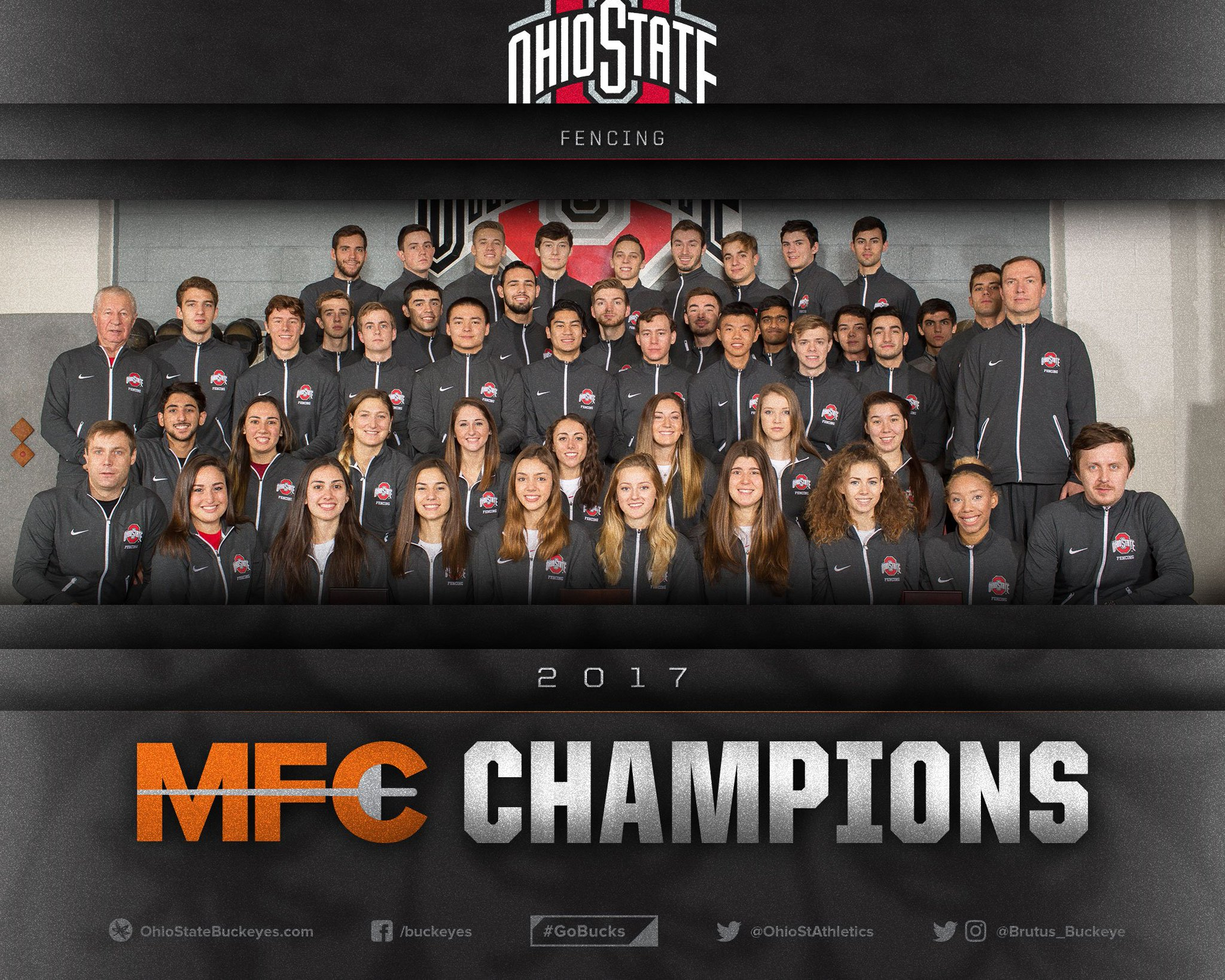 Ohiostatebuckeyes com the ohio state university official athletic - Ohio State Ends Competition In First Place With 1605 Points The
