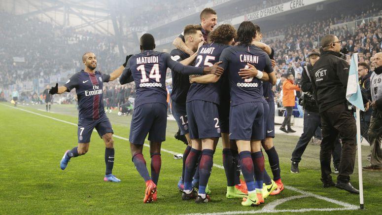 OM - PSG : les notes du match https://t.co/kjx1aT2aSZ https://t.co/fbK...