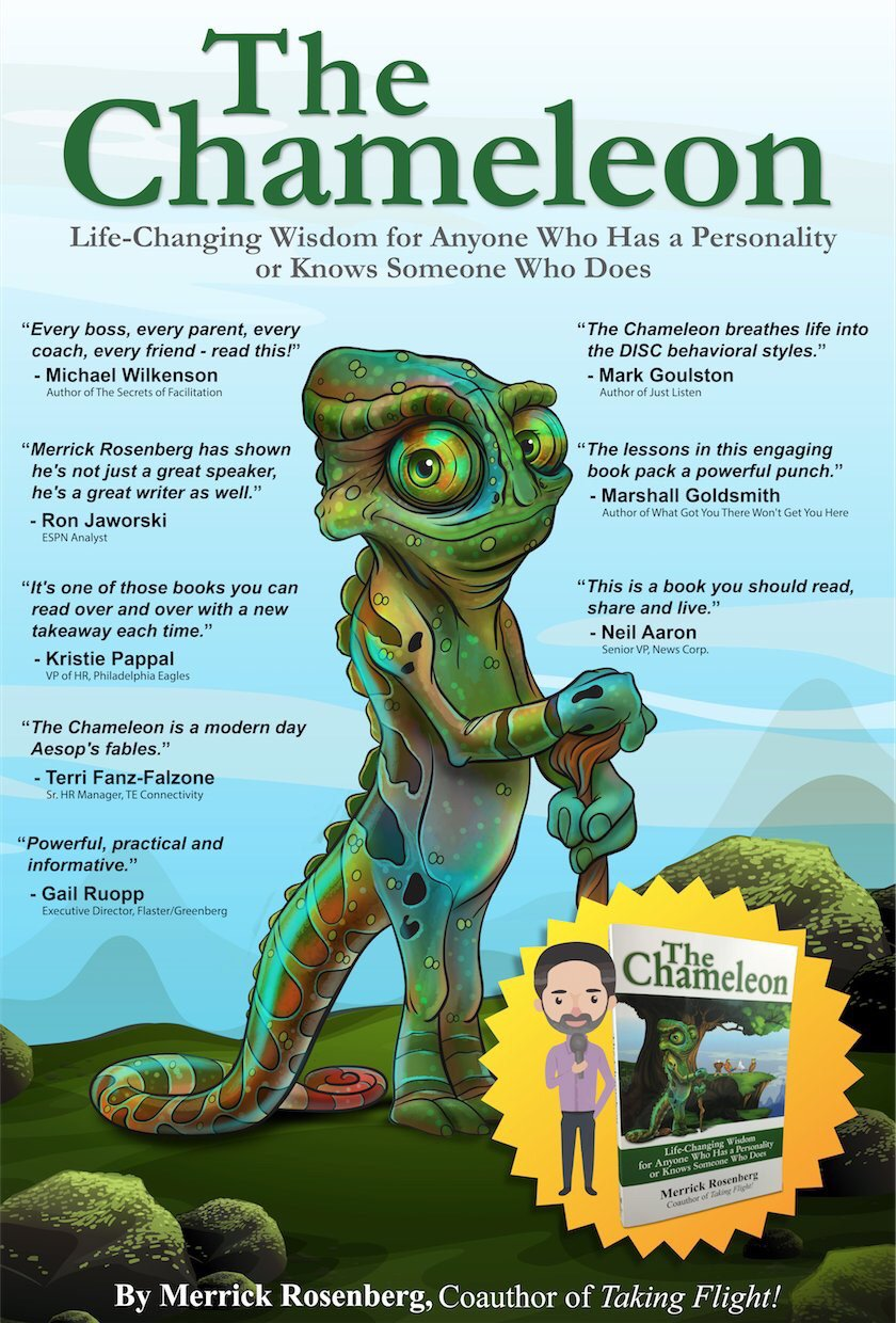 Is chameleon what personality a Borderline Personality