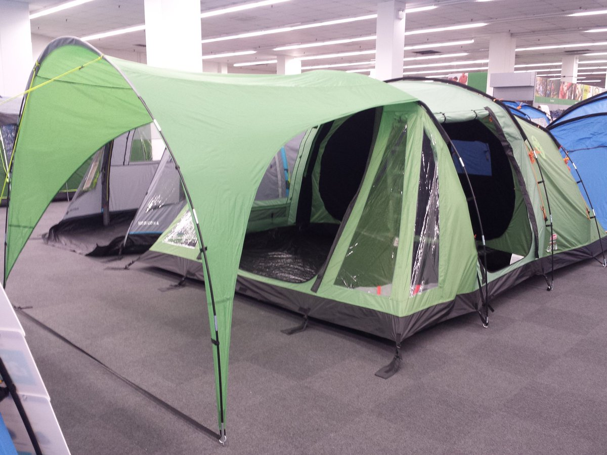 Go Outdoors Chatham on Twitter  Customer request hereu0027s Colemanu0027s Mosedale with Freedom Trail Universal Canopy on! Available online and in store! ... & Go Outdoors Chatham on Twitter: