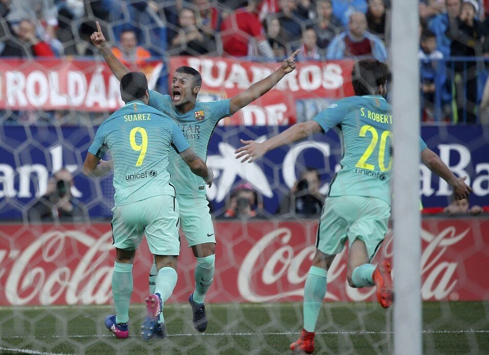 Creer hasta el final�������� Som-hi Barça! https://t.co/fmdoPw8auh