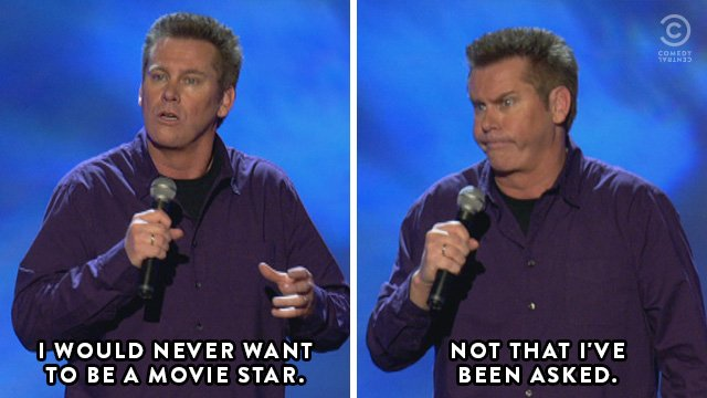 Watch stars like @BrianReganComic and more on @AmazonChannels' Comedy...