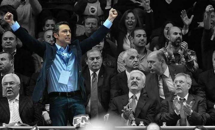 Fenerbahçe taraftarı #AliKoçGöreve etiketiyle kampanya başlattı https:...