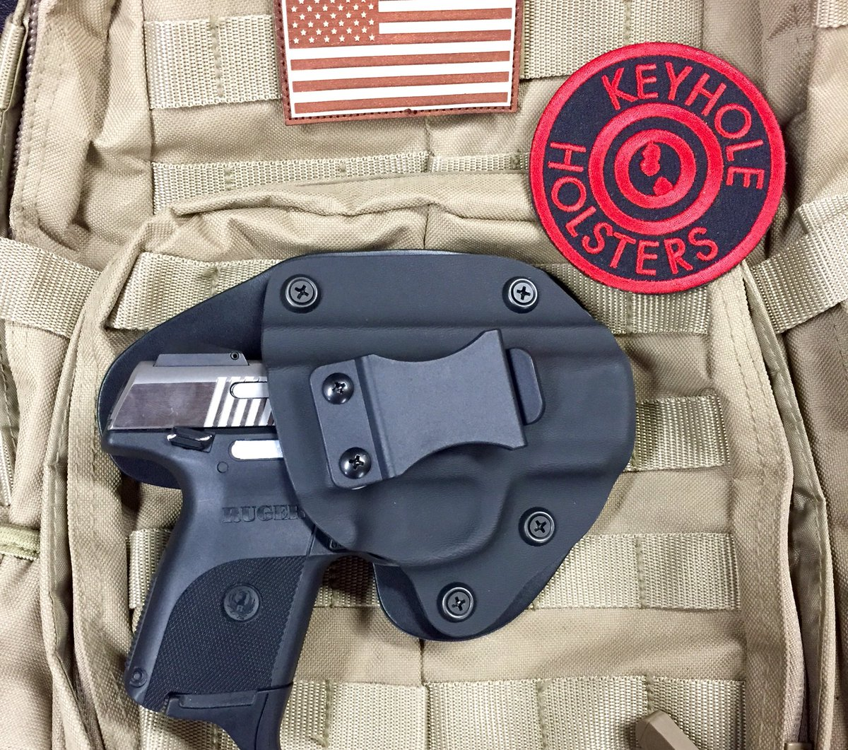 Keyhole Holsters on Twitter: