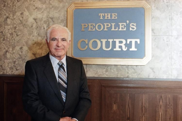 JUST IN: 'People's Court' judge Joseph Wapner dead at 97 https://t.co/...