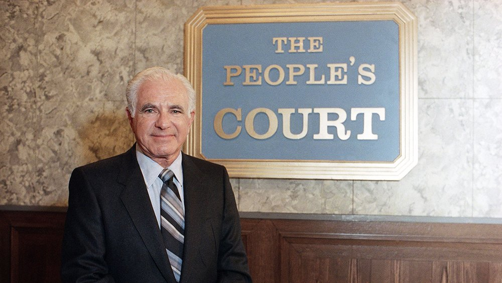 Joseph Wapner, former 'People's Court' judge, dies at 97 https://t.co/...