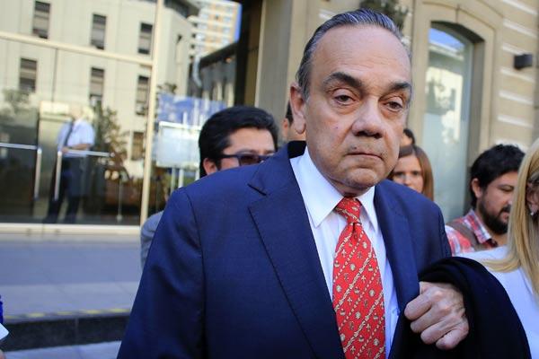 Hugo Bravo fallece a tres días de negociar proceso abreviado por el ca...