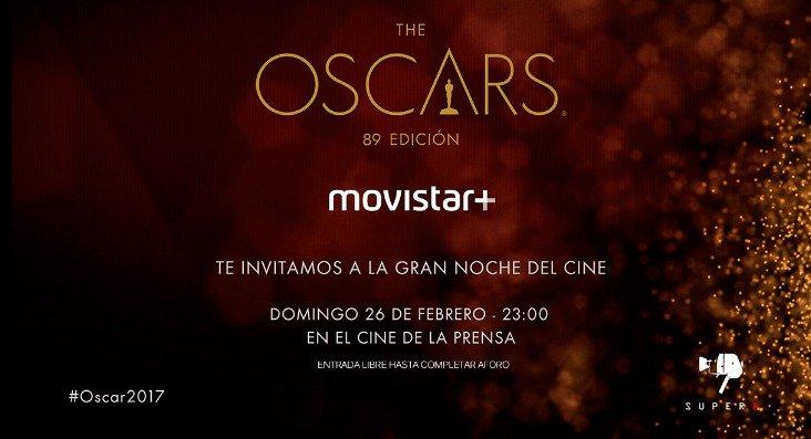 ¡Planazo para esta noche! Cenita y te vienes al @cinedelaprensa_ a vivir con nosotros la Gran Noche del Cine #Oscar2017. ¡23h ENTRADA LIBRE! https://t.co/U4p5zEdE9C