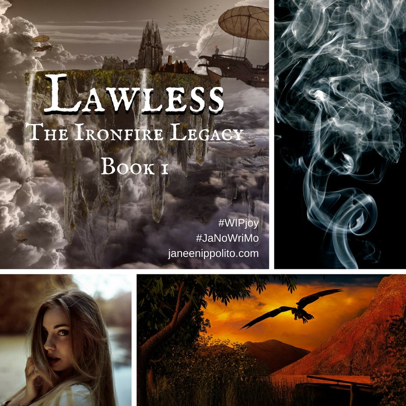 Alert! #Voiceless has been changed to #Lawless! It&#39;s far more fitting a convict turned hero. #amwriting #steampunk #dragons<br>http://pic.twitter.com/PJvRdR5LC6