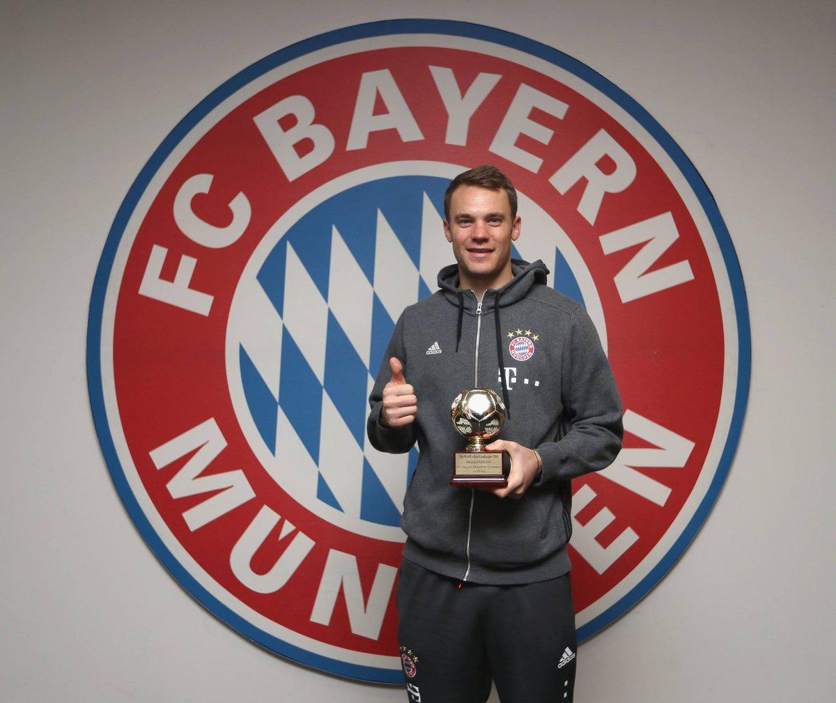 World's Best Goalkeeper 🥇 2013 ✔️ 2014 ✔️ 2015 ✔️ 2016 ✔️ https://t.co...