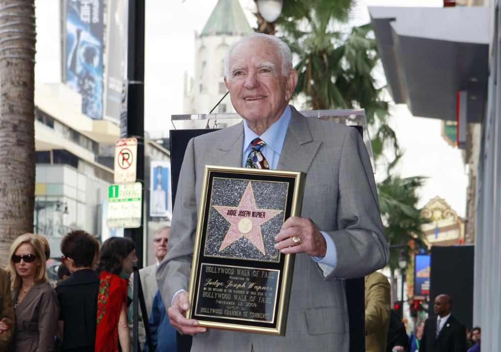 Judge Wapner of 'The People's Court' has died at age 97, according to...