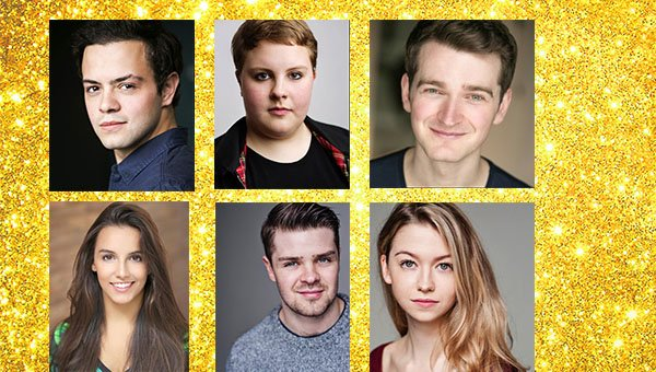 We begin #HoneymoonInVegas rehearsals bright and early tomorrow! Please give a big welcome to some of our chorus  #Musicals #Orchestra <br>http://pic.twitter.com/rs0kfRBkE1