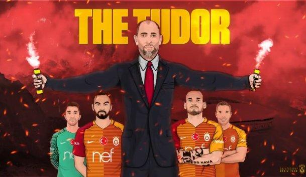 Galatasaray resmi hesabının Beşiktaş derbisi tanıtımı. https://t.co/4e...