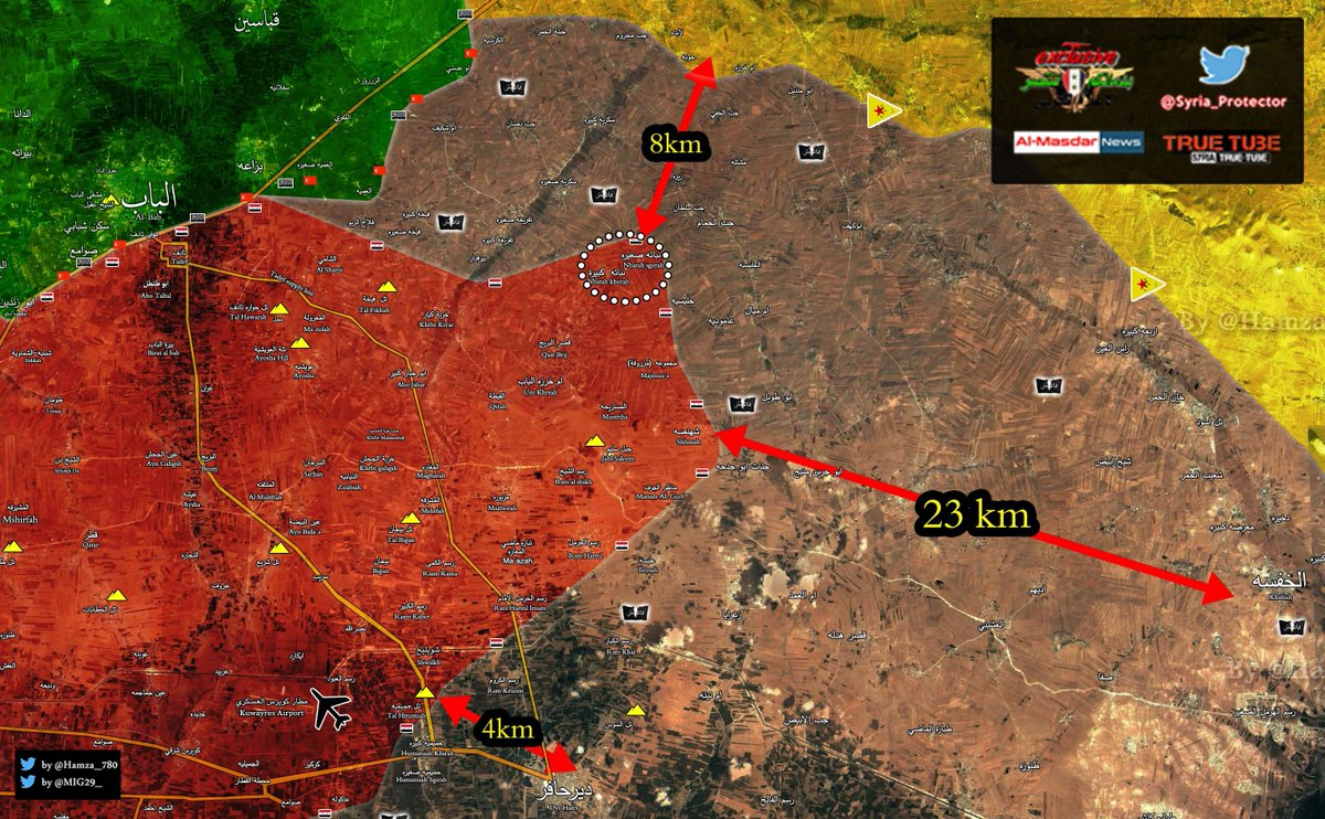 Syrian War: News #11 - Page 37 C5nsbqHWMAEeo4L