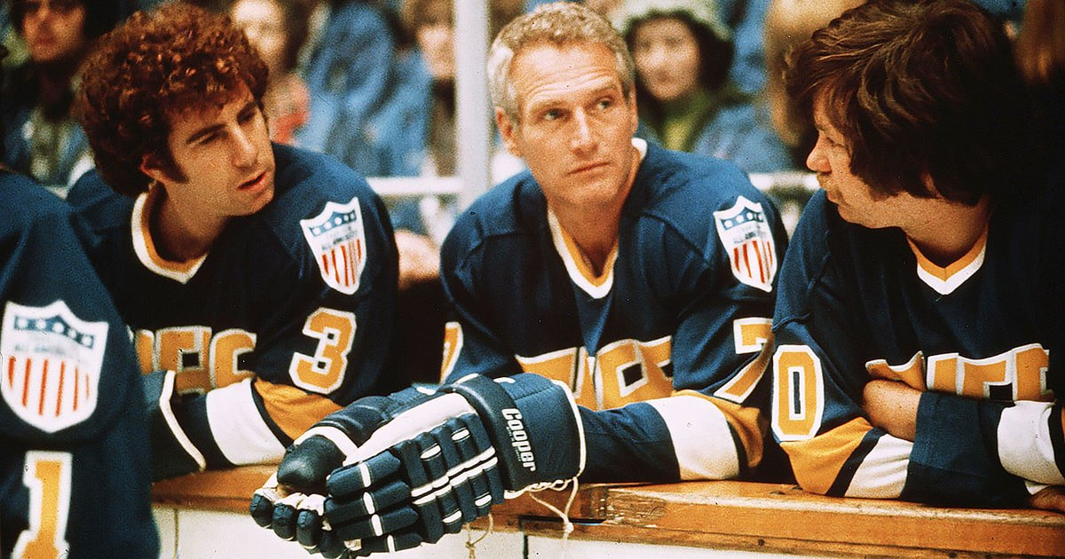 Why \'Slap Shot\' Is the Perfect 1970s Sports Movie #Music #Songs #Musicians