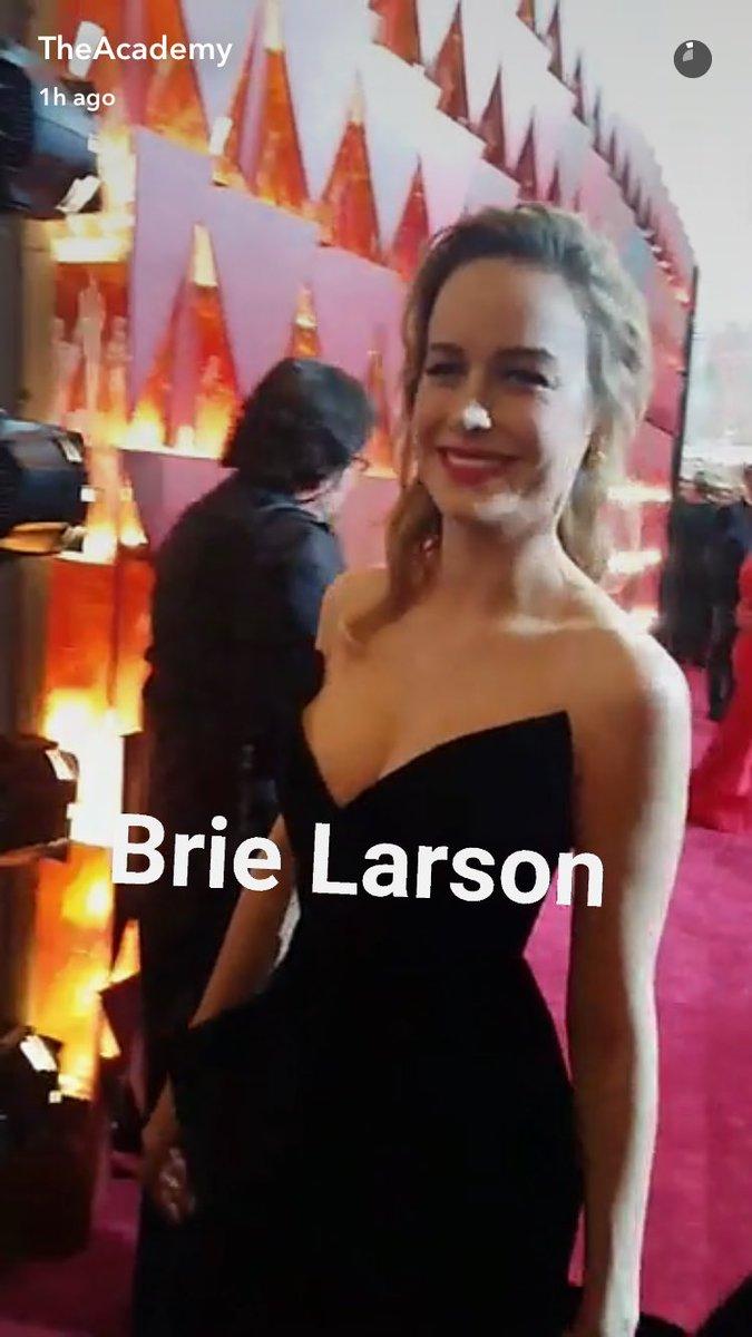 Snapchat Brie Larson nude photos 2019
