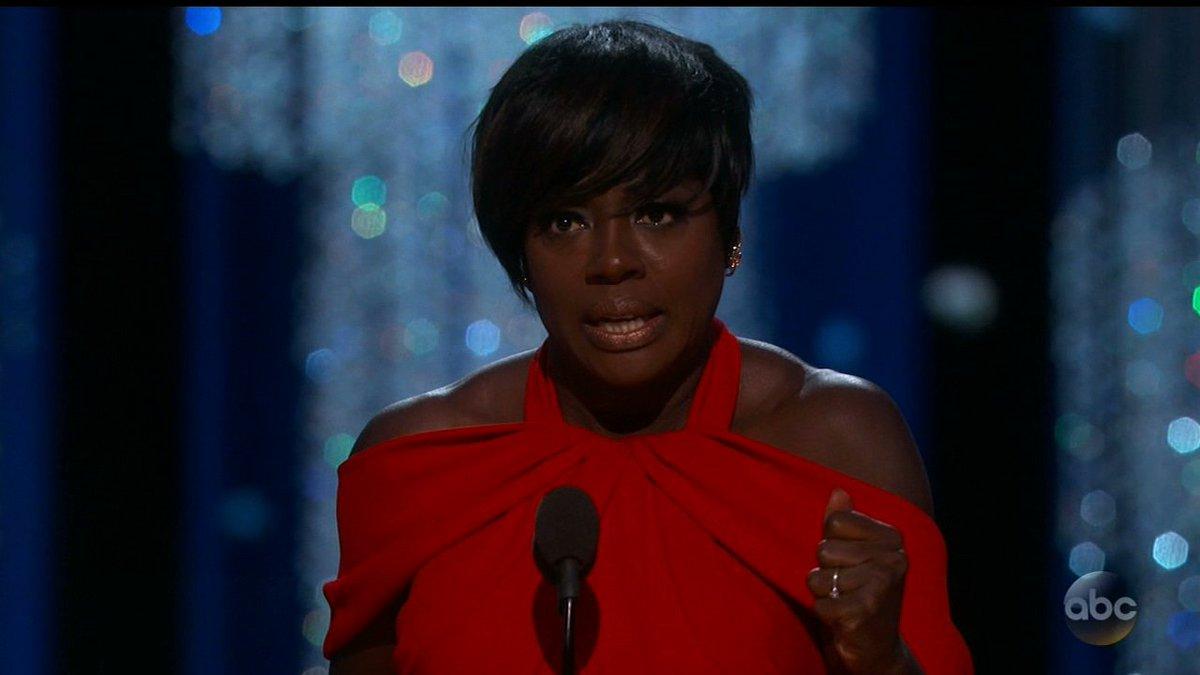 VIDEO: Viola Davis\'s incredible Academy Awards acceptance speech