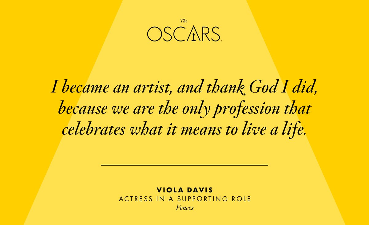 Well said, @violadavis. #Oscars https://t.co/dVyZJ8Zn5B