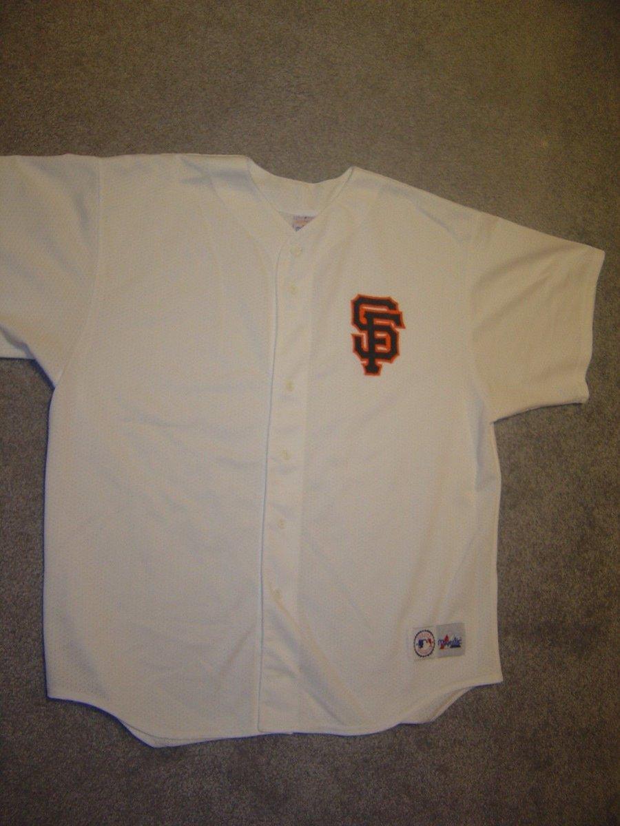 #MLB #Baseball SAN FRANCISCO #Giants REPLICA MENS #Jersey XXL WHITE  http:// dlvr.it/NTqY7v  &nbsp;   #Sporting #Goods<br>http://pic.twitter.com/G2bW0nmcQu
