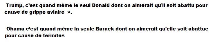 #onpc   Dans une de ses blagues #Ruquier semble souhaiter la mort de #Trump ! Aurait-il fait une blague similaire sur Obama ? <br>http://pic.twitter.com/Gvfwar9Rmn