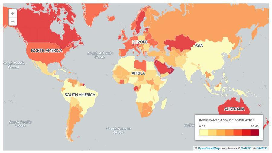 Carte : quels pays accueillent le plus de migrants?  https:// limportant.fr/infos-monde/3/ 355384 &nbsp; …  #Monde <br>http://pic.twitter.com/7j2qTNZEkr