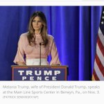 My Guess #Putin Hooked Them Up #Escort #Money  How Slovenian-born model Melania  Trump came to be the First Lady https://t.co/Zl09B8WH1L