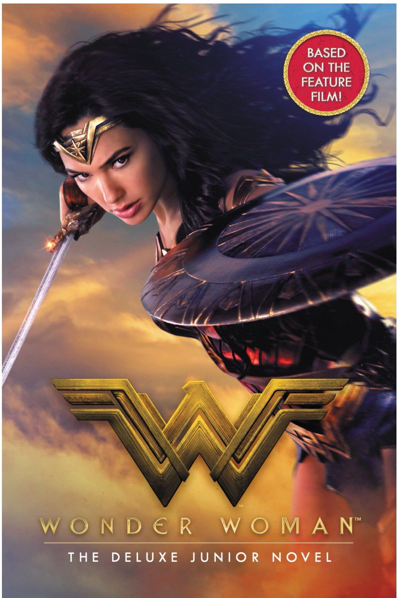 Who will be purchasing this? #WonderWoman #PodernFamily https://t.co/h...