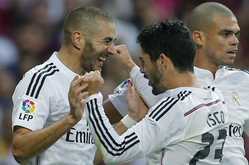 ⚡️Real Madrid'de Isco 32 dakikada 6.1 km koştu  Karim Benzema 77 dakik...
