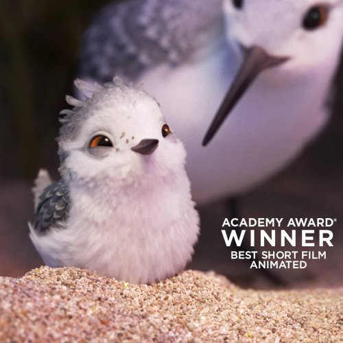 Congrats to Team #Piper on their #AcademyAwards win for Best Animated Short Film! https://t.co/5DAfrH4rr5