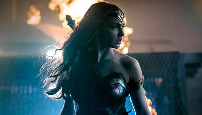New Promo Image Revealed For Wonder Woman #WonderWoman #DC #DCEU https...