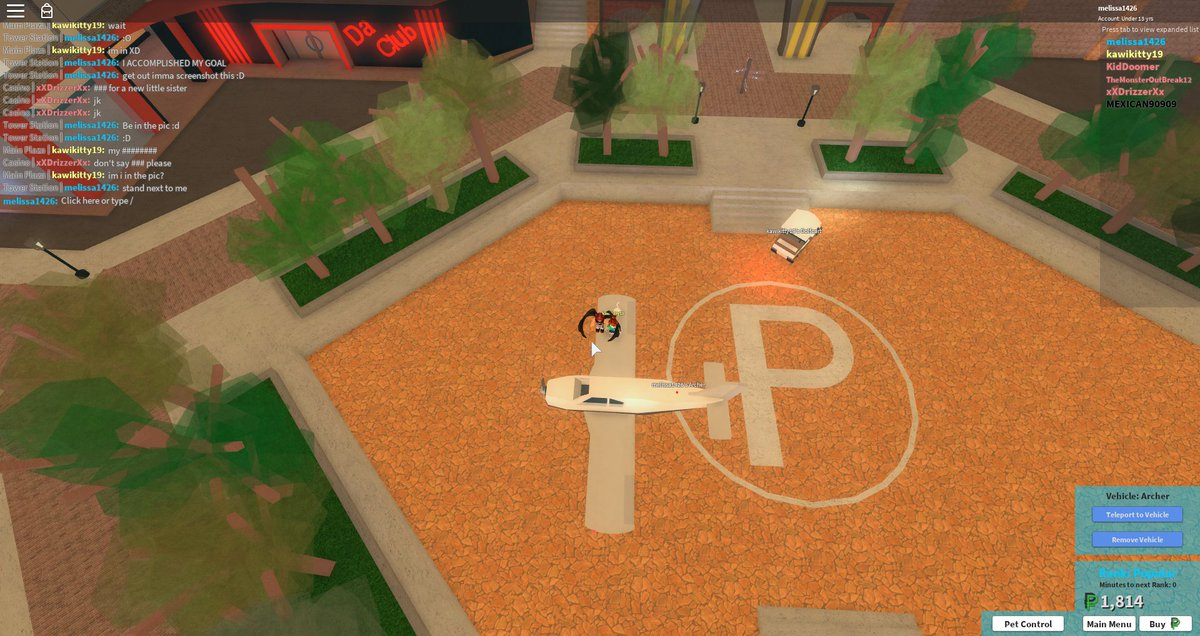 Controls For The Archer Roblox The Plaza Youtube Wolf Ruler Bunnyowner Twitter