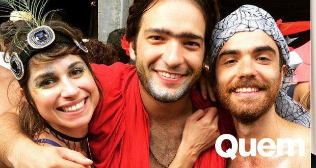 Humberto Carrão e Chandelly Braz curtem carnaval de rua https://t.co/FqdFcUXnNV