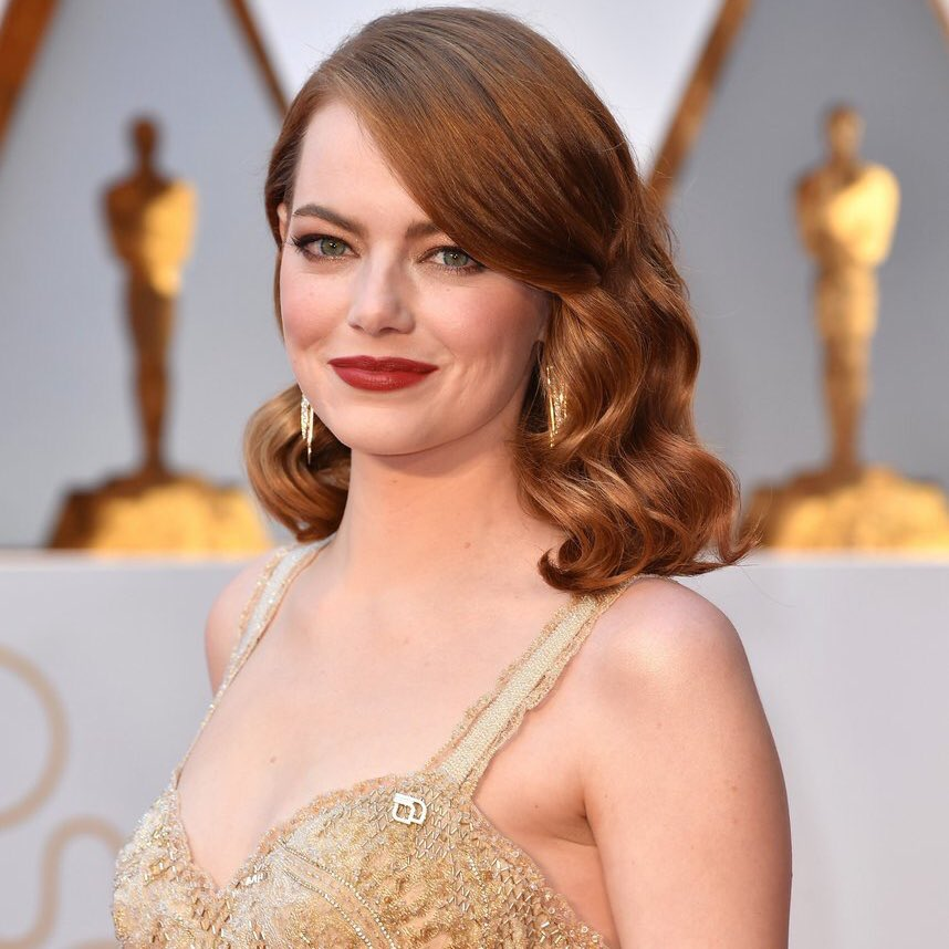 """Planned Parenthood on Twitter: """"Emma Stone looking good in ... Emma Stone"""