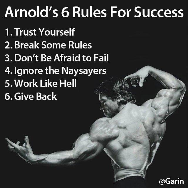 Rule #1: Trust Yourself https://t.co/9wUkYIwqpJ