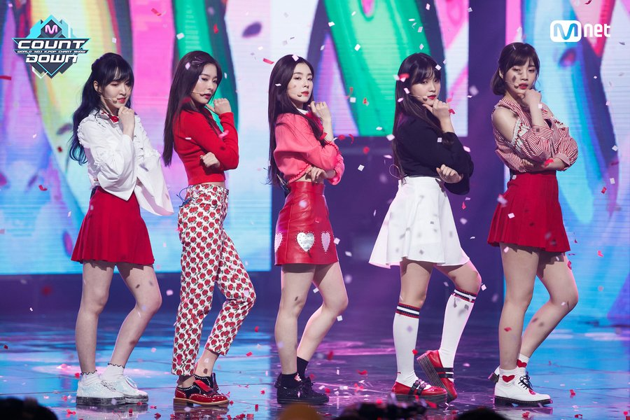 [#MCOUNTDOWN] Ep.512|TOP10 of the week! #RedVelvet - #Rookie ♪ World N...