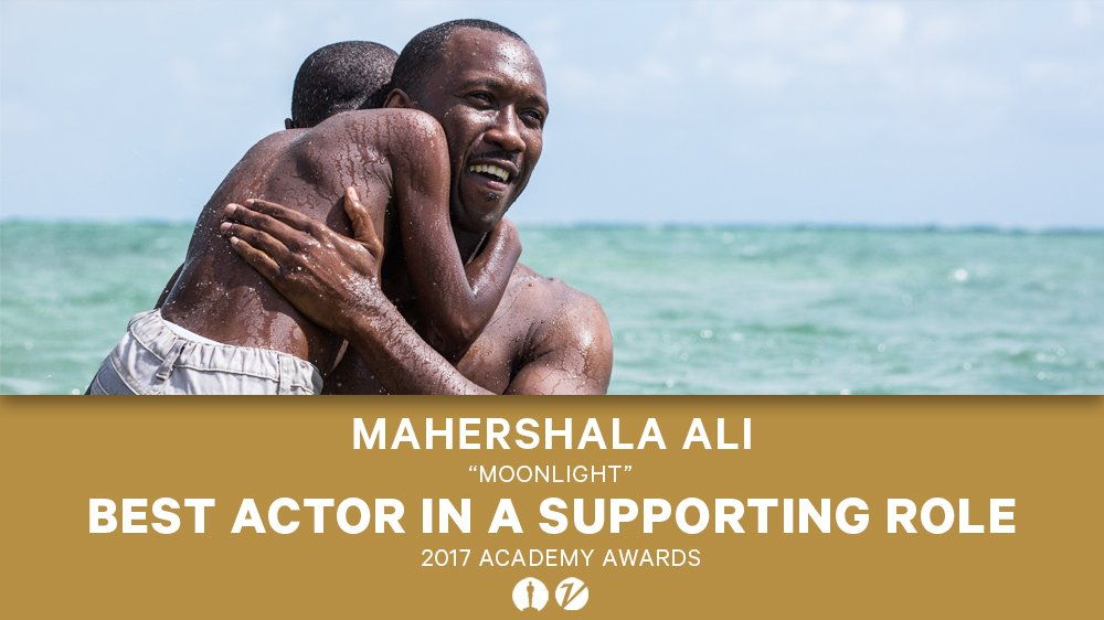 "#Oscars: Mahershala Ali wins best supporting actor for ""Moonlight"" https://t.co/AJ2ZXLGjn2 https://t.co/TNVJS88wr3"