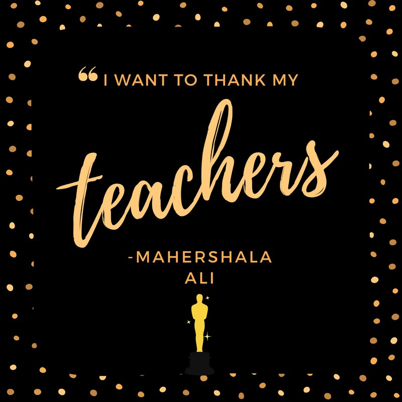 Always take the time to thank your teachers. https://t.co/3MtQ8eHPxg