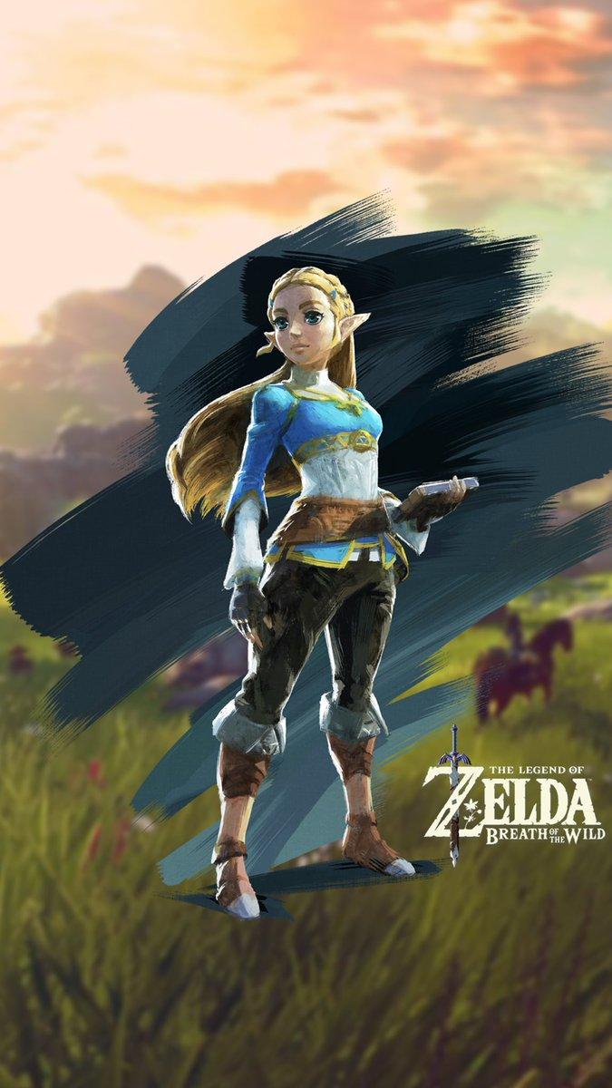 Ninmobilenews On Twitter Enjoy This Exclusive Legend Of Zelda