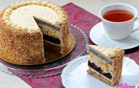 Песочные торты рецепты простые в домашних условиях с фото