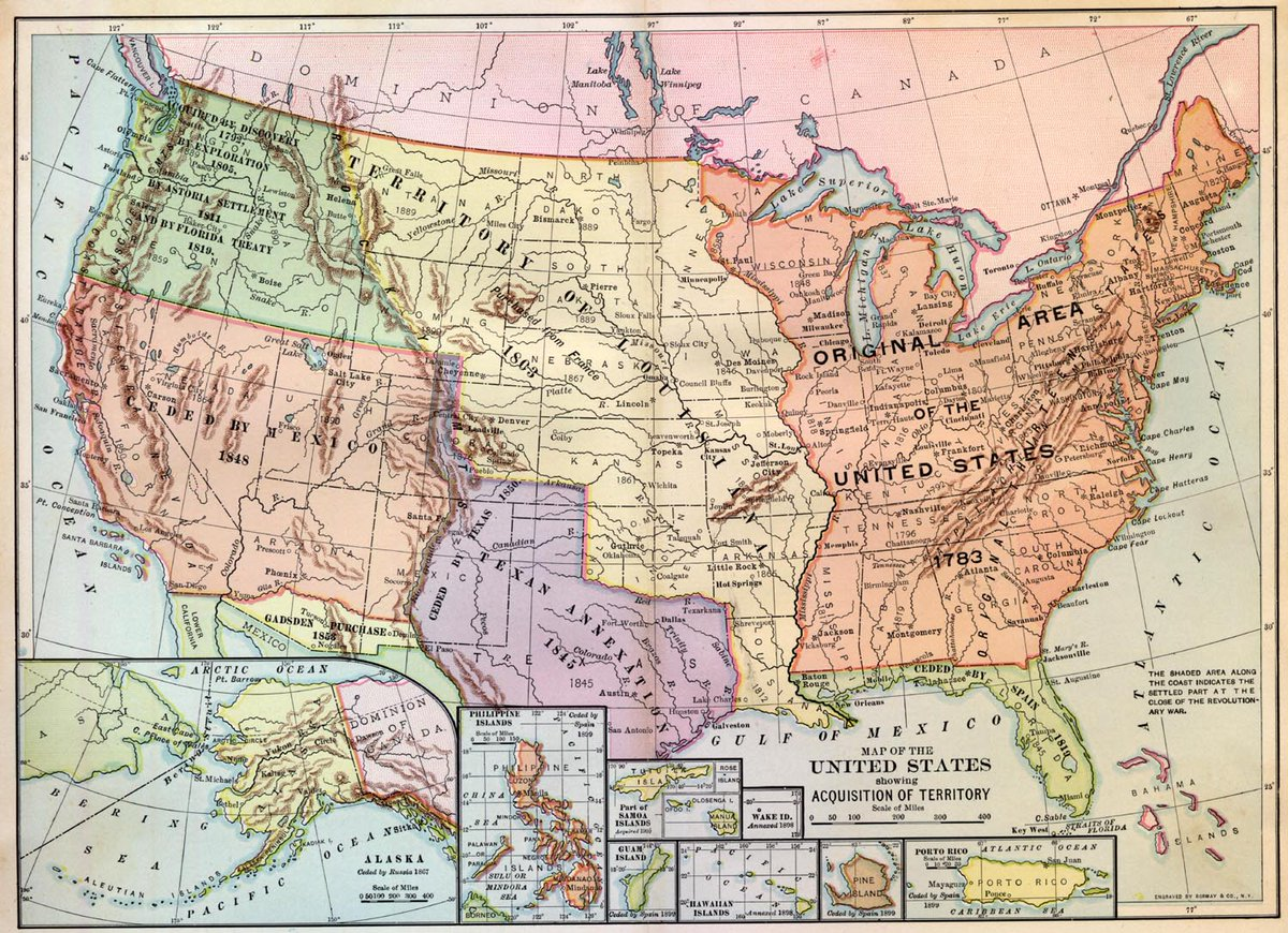 a brief history of the economic and social growth of the united states in the 19th century The sisters of the order of saint ursula founded the first north american school for girls in french new the constitution of the united states does not mention education as a specific responsibility of the however from 1880 to 1924 there was explosive growth in secondary education that paralleled.