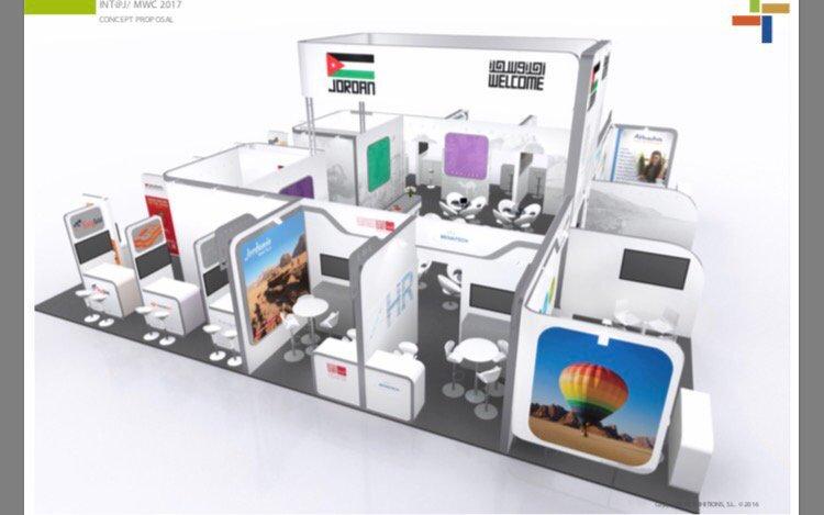 #انتاج تنظم أول جناح أردني بامؤتمر العالمي للاتصالات بمشاركة 21 شركة اردنية https://t.co/oaIkngCieX #wecanJo @GSMA #Bercelona #jo_mwc17 https://t.co/2nXGPwAwih