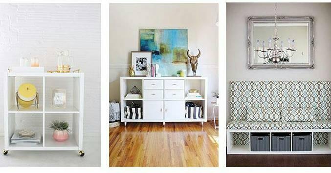 Ideas DIY para personalizar los muebles que todos tenemos