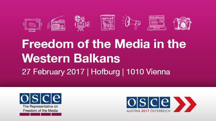 Thumbnail for Freedom of the media in the Western Balkans
