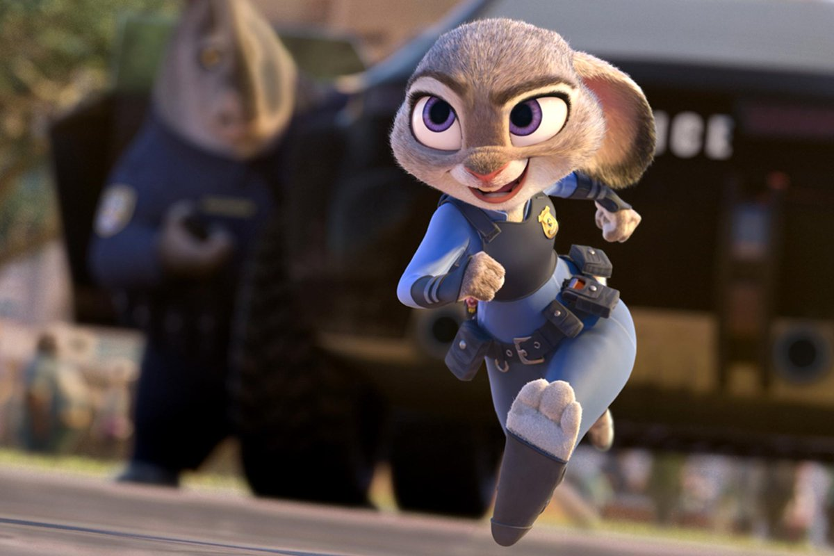 #Zootopia wins Best Animated Movie at the #Oscars: https://t.co/zkiWrY...