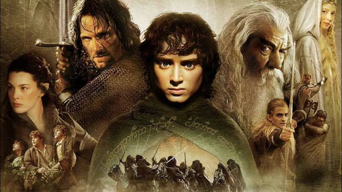 Jonh Gilbert nominado anteriormente por 'The Lord of the Ring: The Fel...