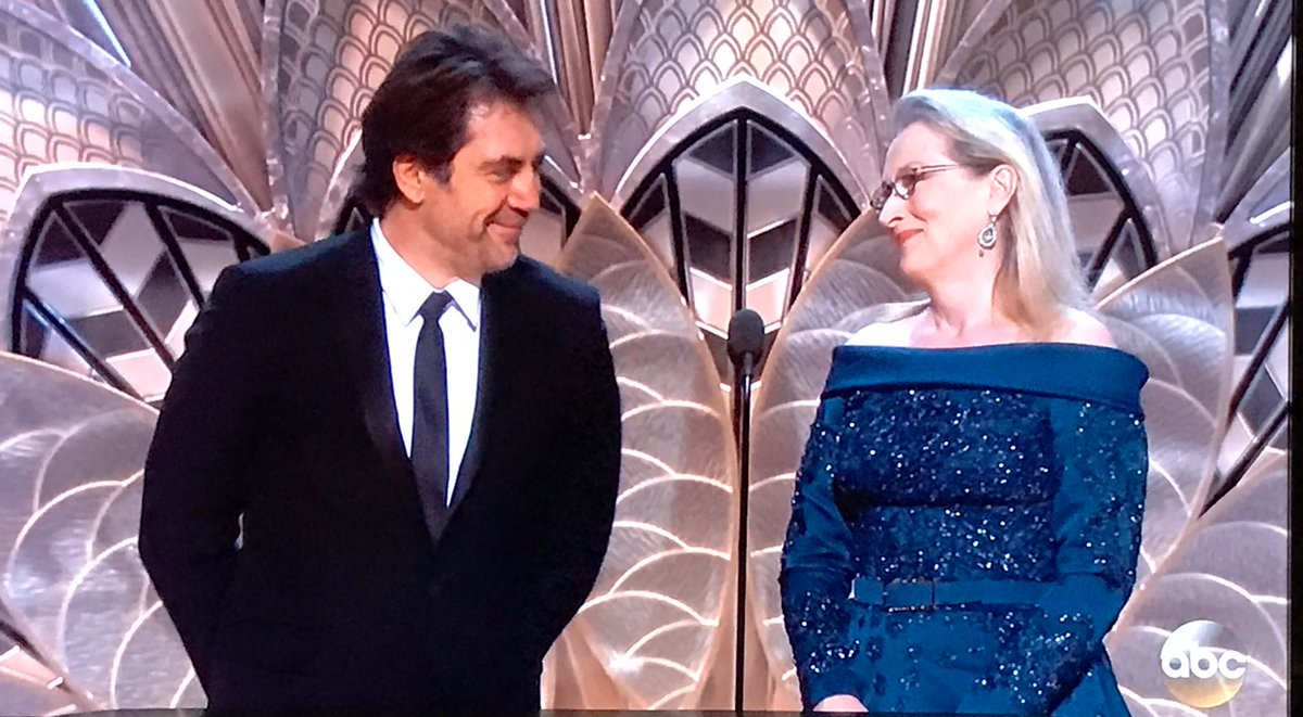 I would watch a movie starring these two gifted actors: Meryl Streep +...