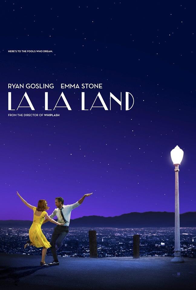 Y el ganador a Mejor Fotografía es para Linus Sandgren por 'La la land...
